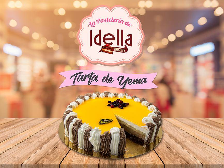 Llega la Pastelería de Idella Bakery, endulzando los corazones!