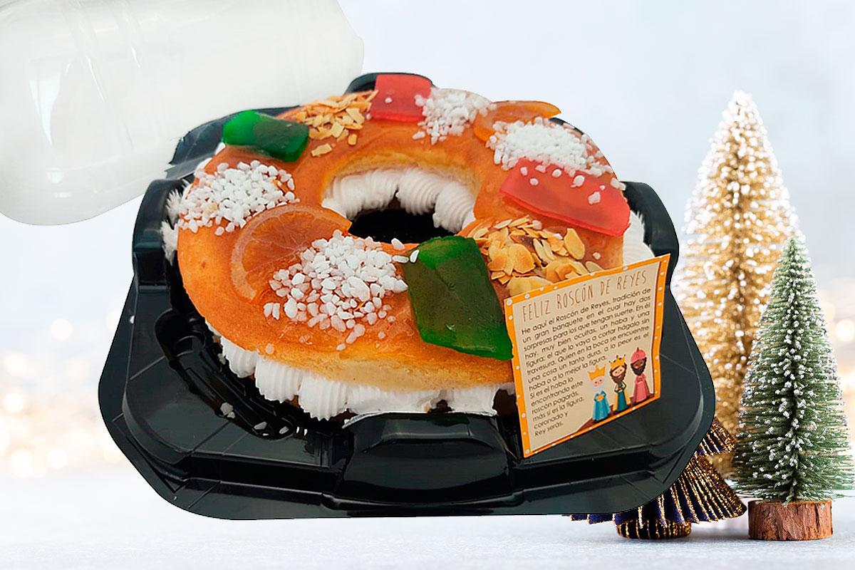 Navidad Idella Bakery de novedades: roscones veganos y sin gluten.