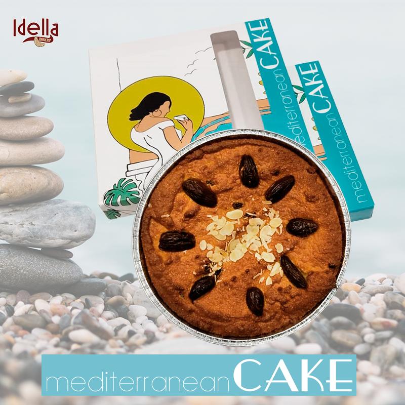 Nueva tarta Mediterrean Cake, la esencia de lo nuestro